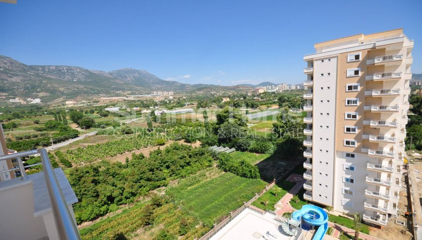 Günstig und geräumig:  Wohnung in Mahmutlar, Alanya zum Verkauf general - 8