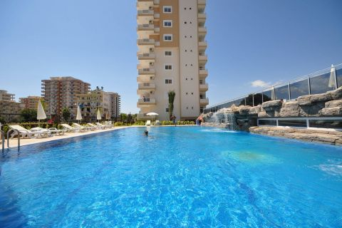 Affordable and Spacious Apartments For Sale in Mahmutlar, Alanya