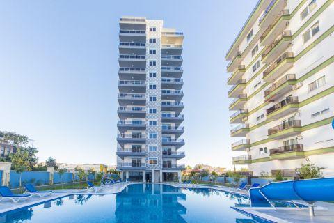 Beautiful Apartments For Sale in Mahmutlar, Alanya