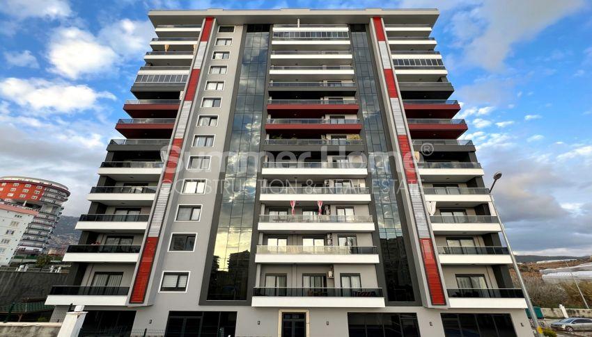 Wohnungen in Mahmutlar, Alanya zum Verkauf: Modern und neu gestaltet general - 1