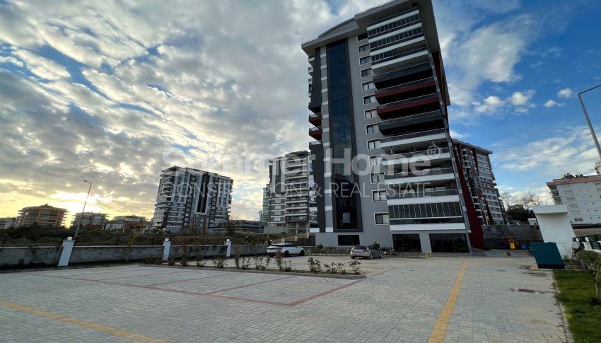 Wohnungen in Mahmutlar, Alanya zum Verkauf: Modern und neu gestaltet general - 2