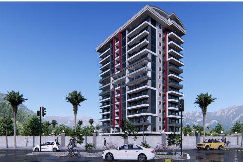 Amazing Apartments For Sale in Mahmutlar, Alanya
