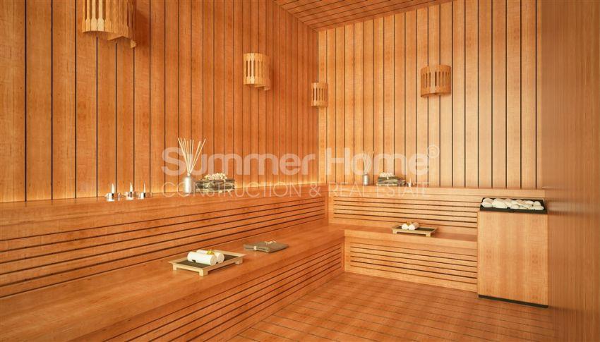 آپارتمان نوساز با طراحی زیبا در آوسالار، آلانیا facility - 13