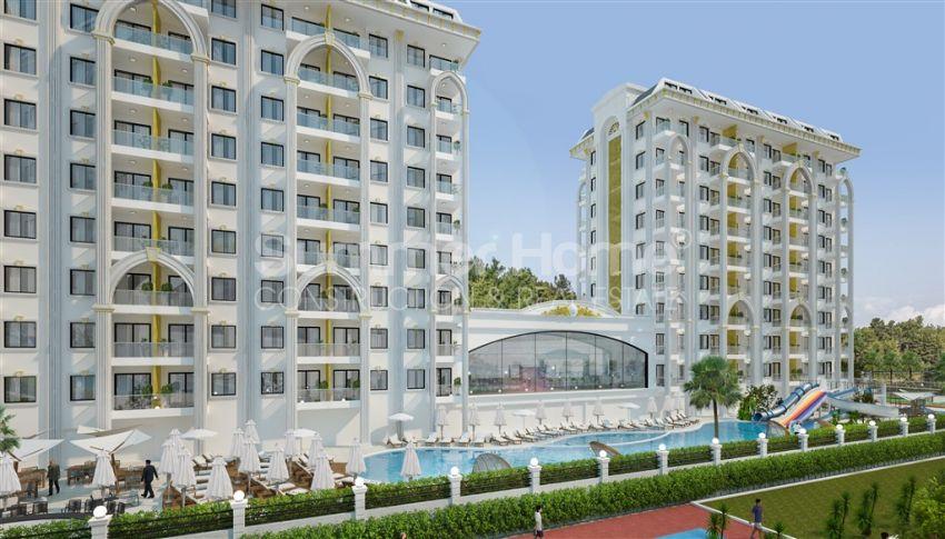آپارتمان نوساز با طراحی زیبا در آوسالار، آلانیا general - 1