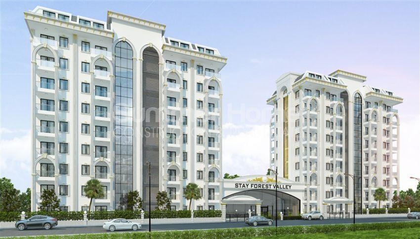 آپارتمان نوساز با طراحی زیبا در آوسالار، آلانیا general - 2