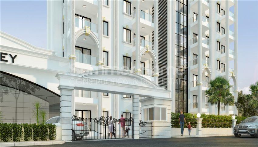 آپارتمان نوساز با طراحی زیبا در آوسالار، آلانیا general - 5