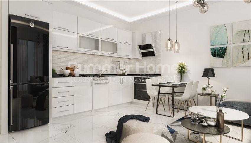 آپارتمان نوساز با طراحی زیبا در آوسالار، آلانیا interior - 9