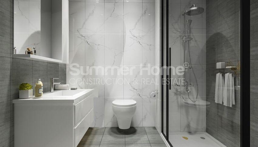آپارتمان نوساز با طراحی زیبا در آوسالار، آلانیا interior - 12