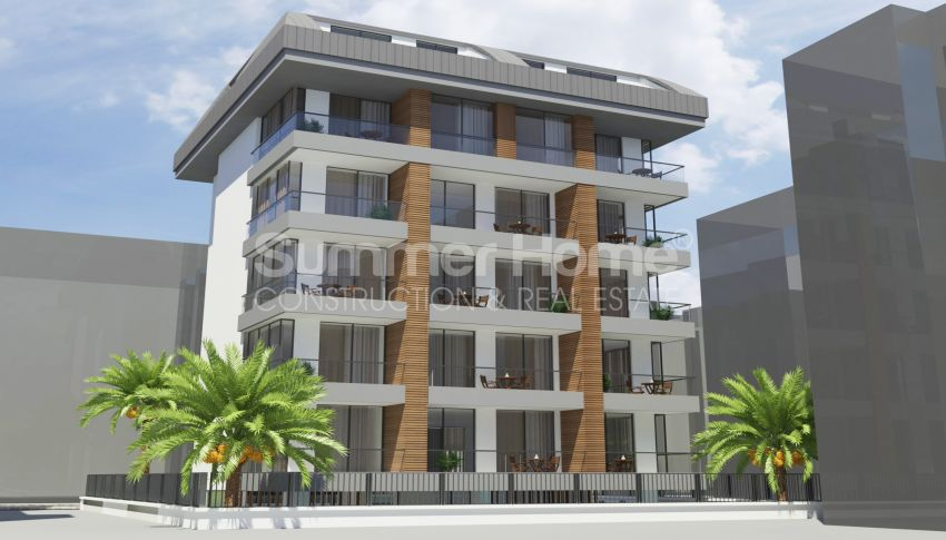 آپارتمانهای مقرونبهصرفه در مرکز آلانیا general - 1
