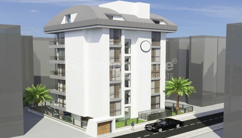 آپارتمانهای مقرونبهصرفه در مرکز آلانیا general - 2