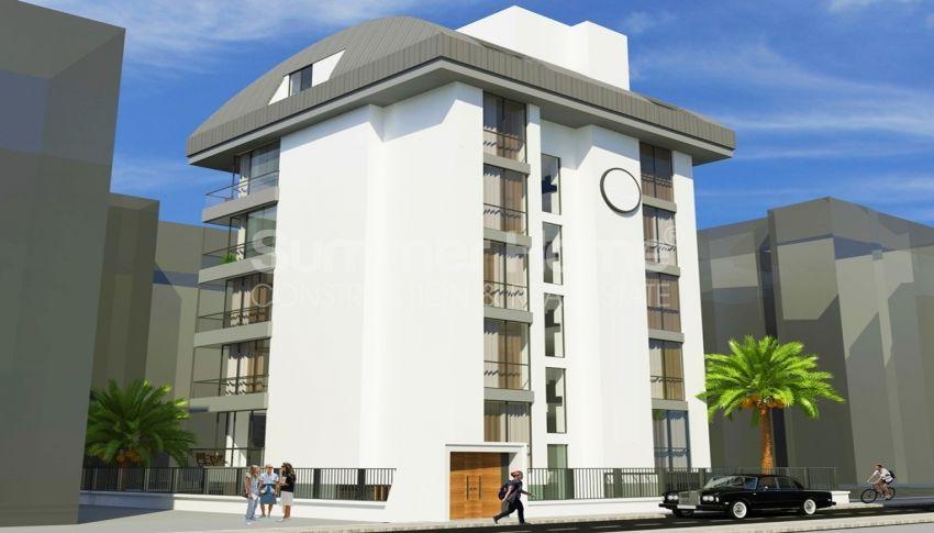آپارتمانهای مقرونبهصرفه در مرکز آلانیا general - 7