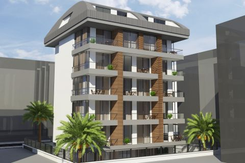 Modern and Affordable Apartments For Sale in Alanya Centrum