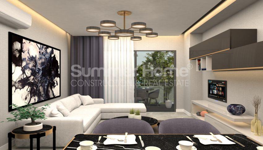 آپارتمانهای مقرونبهصرفه در مرکز آلانیا interior - 13