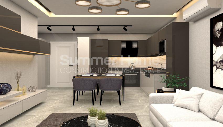 آپارتمانهای مقرونبهصرفه در مرکز آلانیا interior - 15