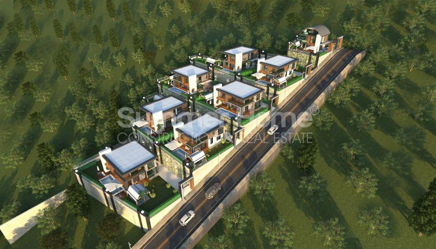 حراج ویلاهای جدید با نمای پانوراما در کارگیجاک، آلانیا general - 8
