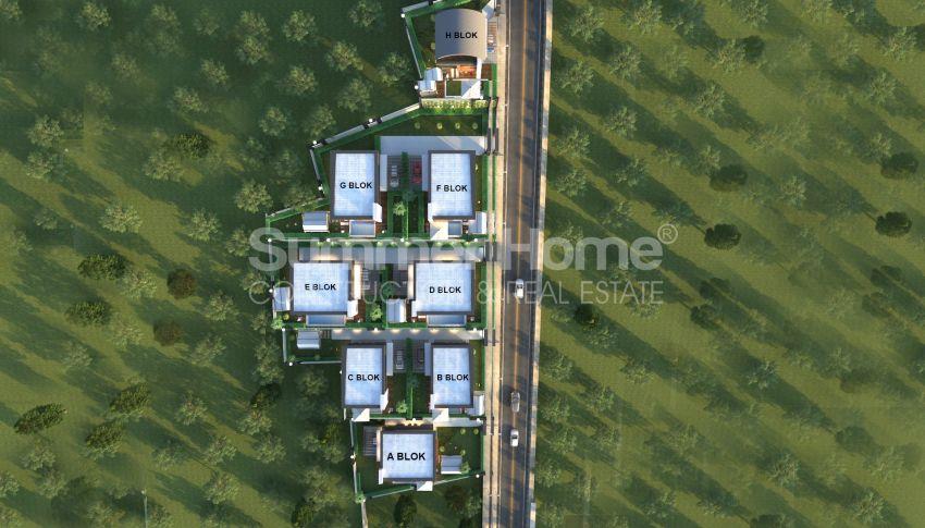 حراج ویلاهای جدید با نمای پانوراما در کارگیجاک، آلانیا general - 9