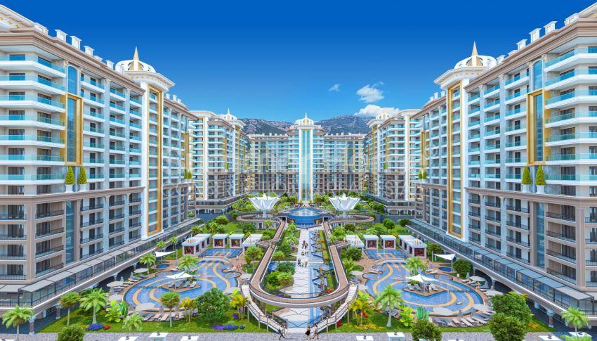 Ruime en betaalbare appartementen te koop in een stadachtig complex general - 2
