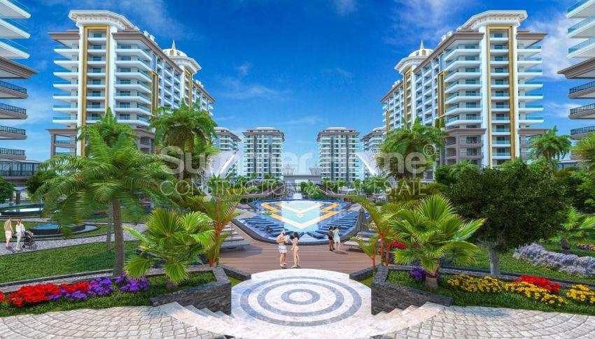 Ruime en betaalbare appartementen te koop in een stadachtig complex general - 10