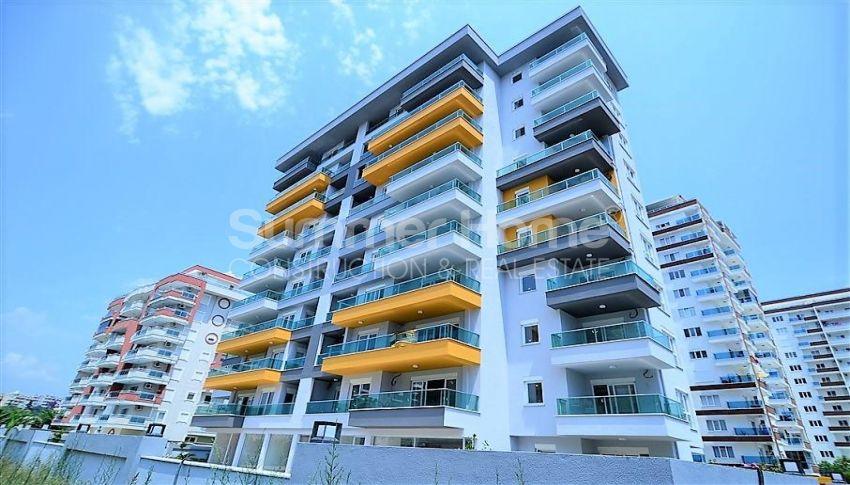 Goedkoop appartement in Mahmutlar, Alanya general - 2