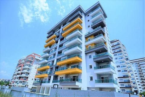 Bargain Apartment For Sale in Mahmutlar, Alanya