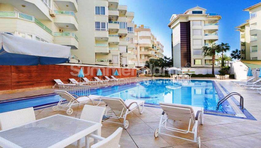 Strandnahe Wohnung zum Verkauf in Oba, Alanya general - 1