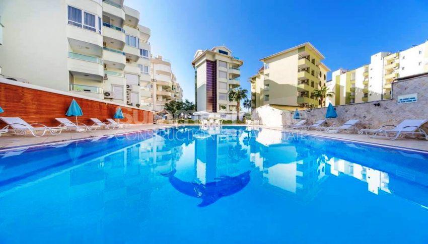 Strandnahe Wohnung zum Verkauf in Oba, Alanya general - 3