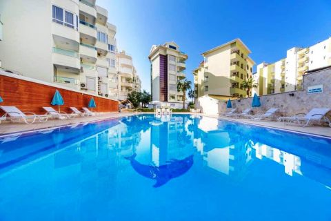 Fabulous Near The Sea Apartment For Sale in Oba, Alanya
