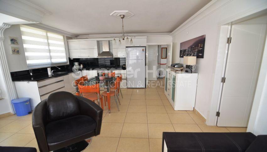 Strandnahe Wohnung zum Verkauf in Oba, Alanya interior - 4