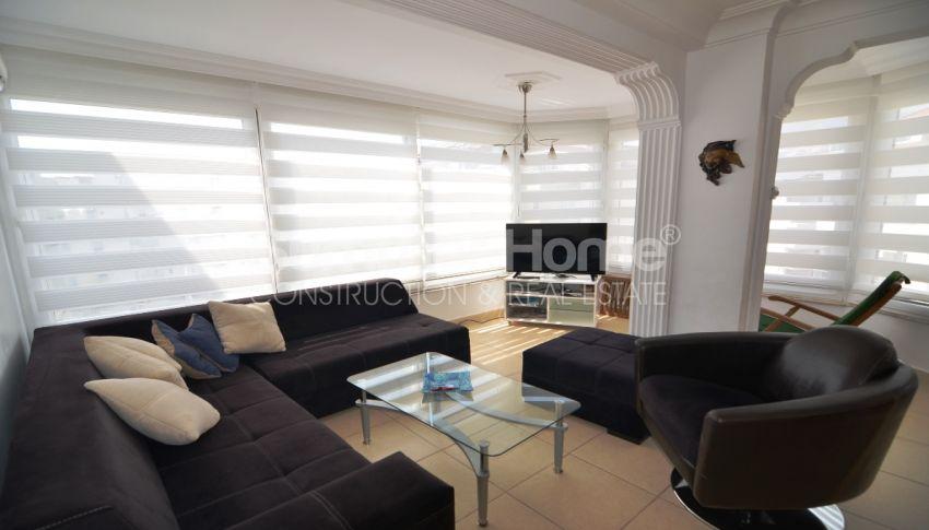 Strandnahe Wohnung zum Verkauf in Oba, Alanya interior - 7