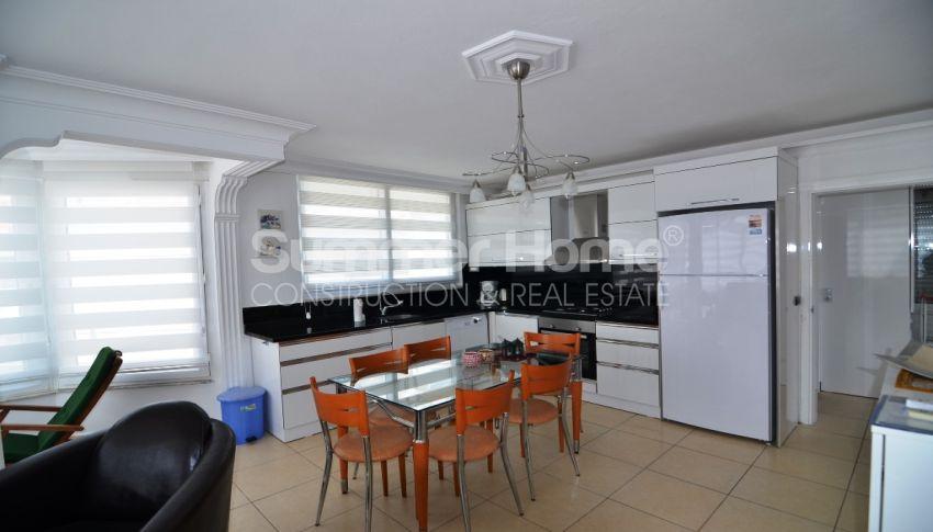 Strandnahe Wohnung zum Verkauf in Oba, Alanya interior - 8