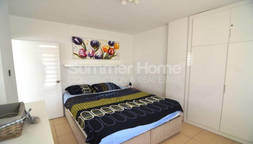 Strandnahe Wohnung zum Verkauf in Oba, Alanya interior - 10