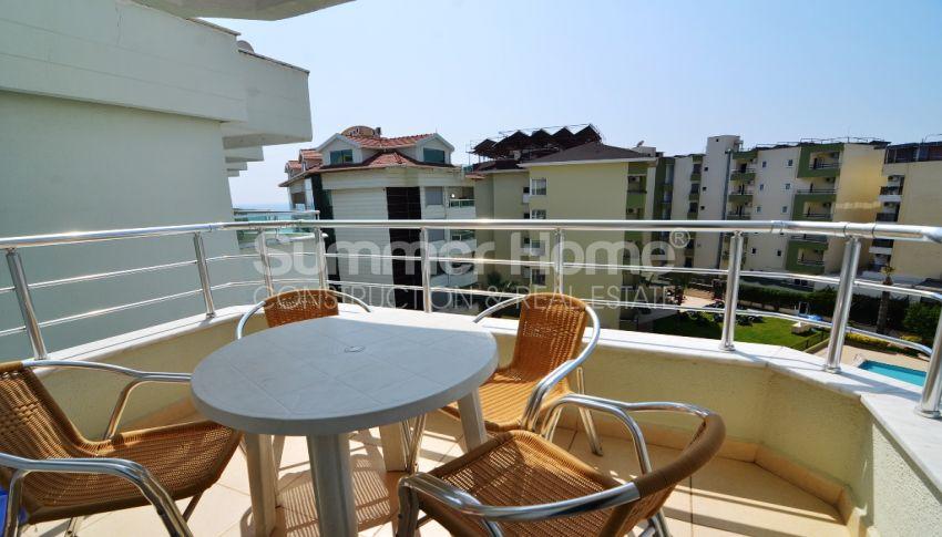 Strandnahe Wohnung zum Verkauf in Oba, Alanya interior - 12