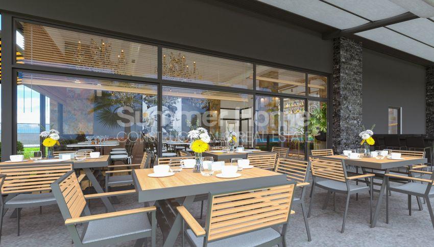 آپارتمان نوساز برای فروش در مجتمع زیبا در آوسالار، آلانیا facility - 17