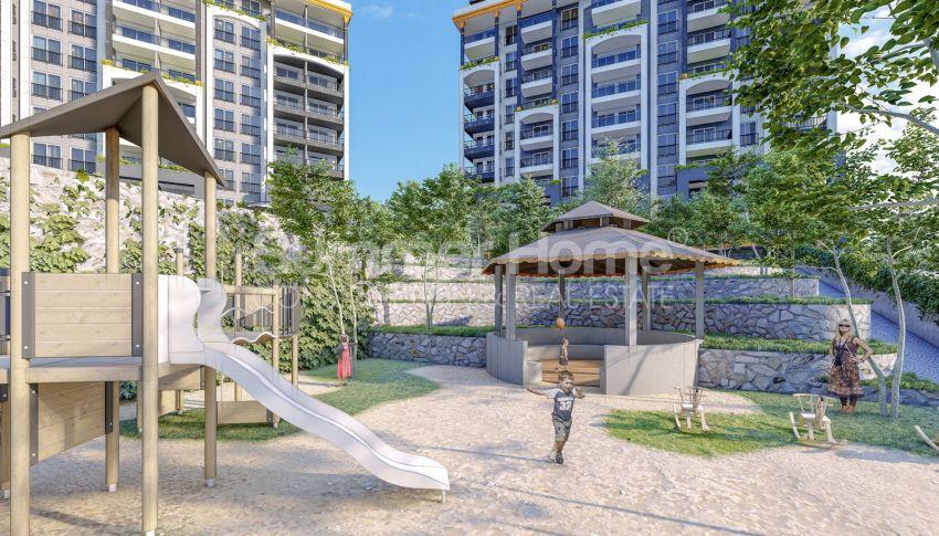 آپارتمان نوساز برای فروش در مجتمع زیبا در آوسالار، آلانیا general - 3
