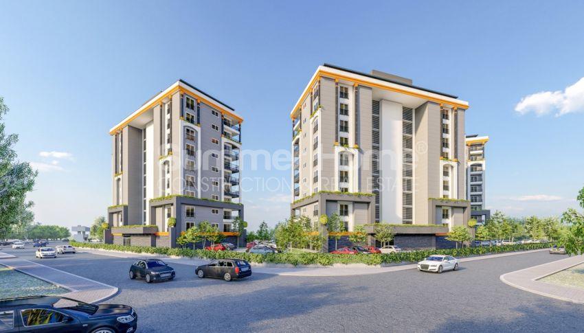 آپارتمان نوساز برای فروش در مجتمع زیبا در آوسالار، آلانیا general - 10
