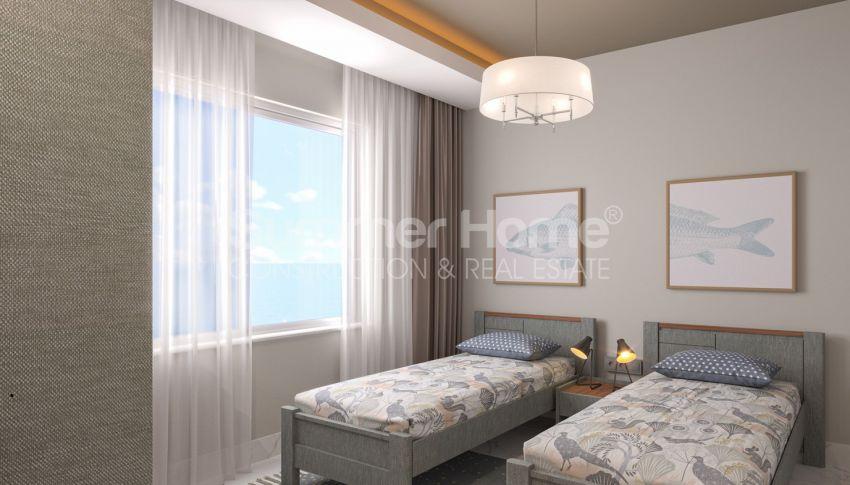آپارتمان نوساز برای فروش در مجتمع زیبا در آوسالار، آلانیا interior - 11