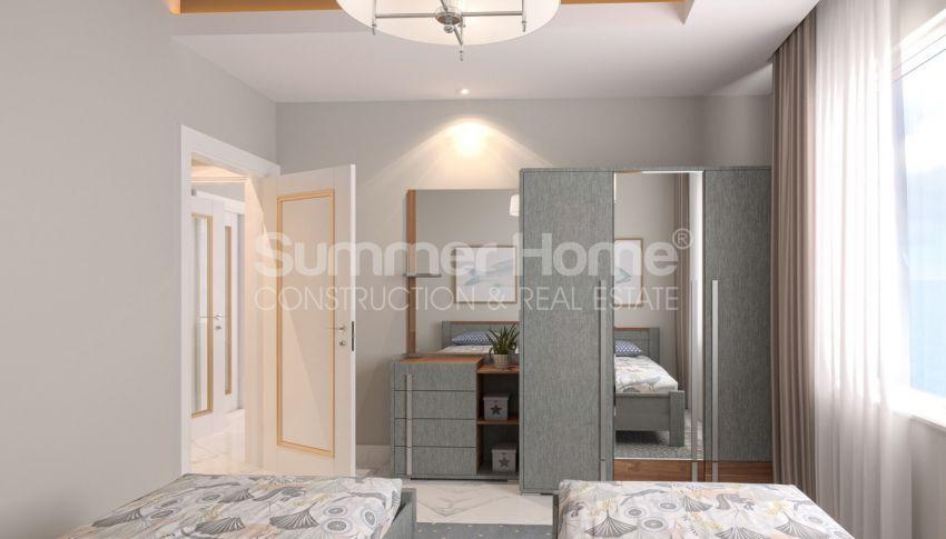 آپارتمان نوساز برای فروش در مجتمع زیبا در آوسالار، آلانیا interior - 12