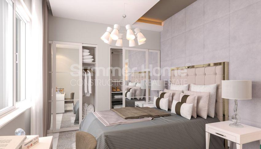 آپارتمان نوساز برای فروش در مجتمع زیبا در آوسالار، آلانیا interior - 16