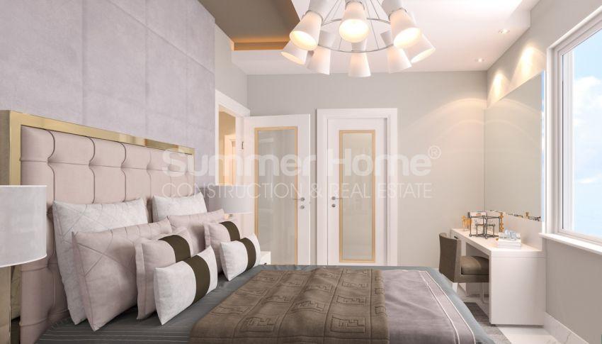 آپارتمان نوساز برای فروش در مجتمع زیبا در آوسالار، آلانیا interior - 17