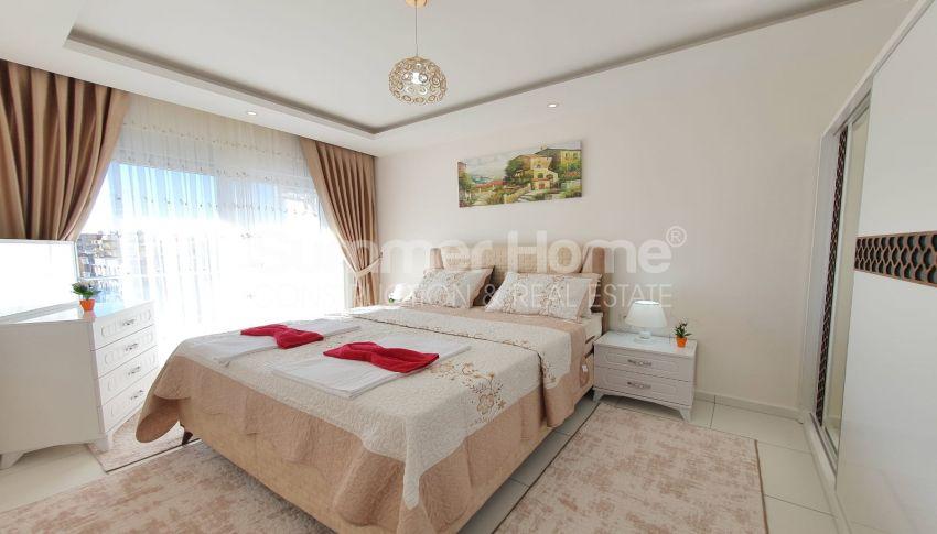 Entzückende Wohnung zum Wiederverkauf in Mahmutlar, Alanya interior - 8