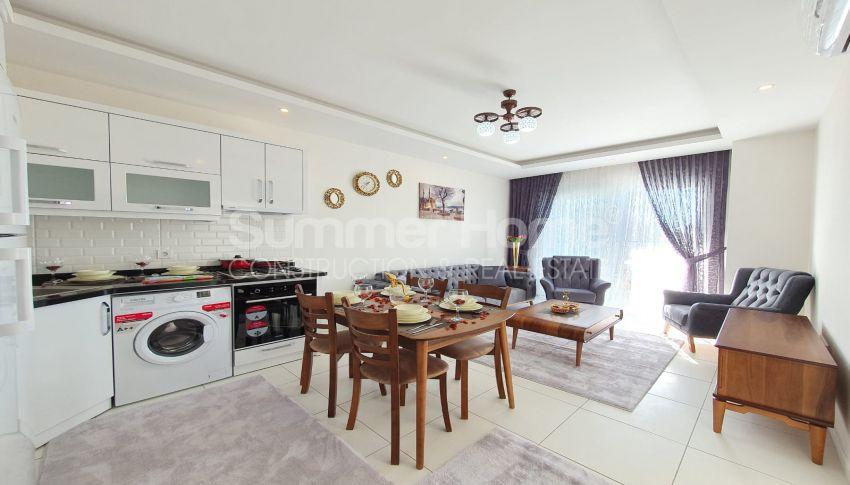 Entzückende Wohnung zum Wiederverkauf in Mahmutlar, Alanya interior - 9