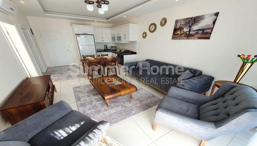 Entzückende Wohnung zum Wiederverkauf in Mahmutlar, Alanya interior - 10