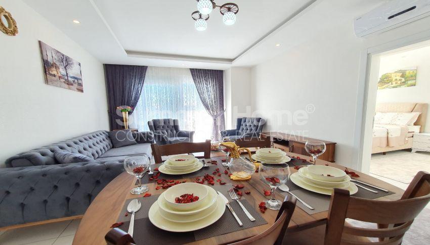 Entzückende Wohnung zum Wiederverkauf in Mahmutlar, Alanya interior - 11