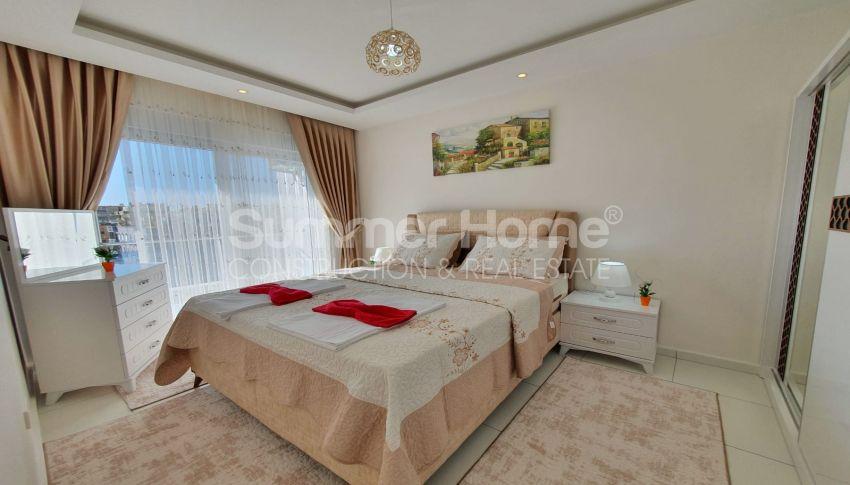 Entzückende Wohnung zum Wiederverkauf in Mahmutlar, Alanya interior - 13