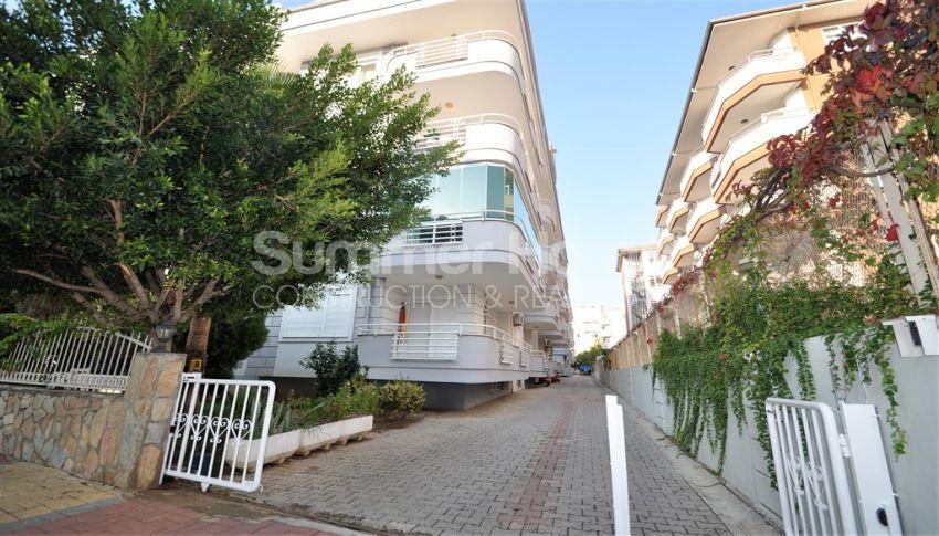 Ruhig gelegene Wohnung zum Schnäppchenpreis in Oba, Alanya general - 2