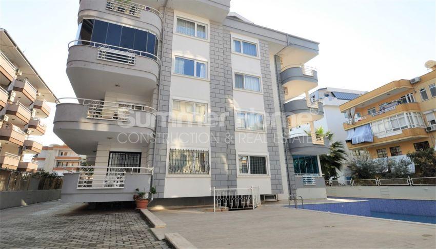 Ruhig gelegene Wohnung zum Schnäppchenpreis in Oba, Alanya general - 3