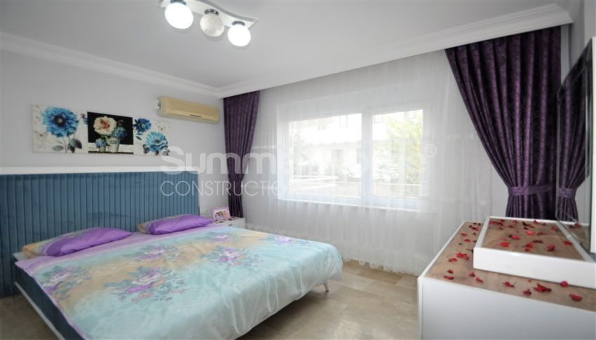 Ruhig gelegene Wohnung zum Schnäppchenpreis in Oba, Alanya interior - 4