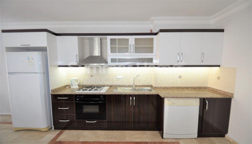 Ruhig gelegene Wohnung zum Schnäppchenpreis in Oba, Alanya interior - 5