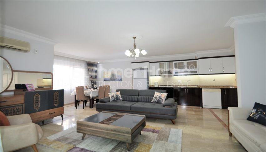 Ruhig gelegene Wohnung zum Schnäppchenpreis in Oba, Alanya interior - 7