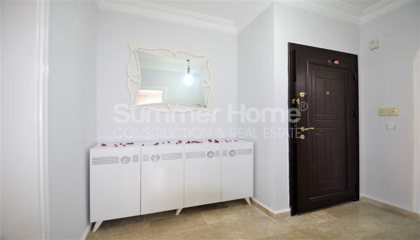 Ruhig gelegene Wohnung zum Schnäppchenpreis in Oba, Alanya interior - 10